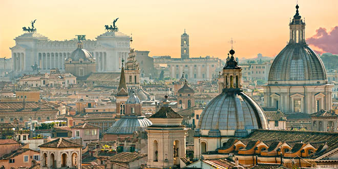 posti da vedere a roma