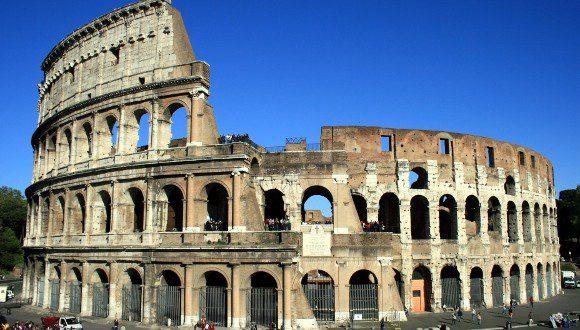 monumento colosseo roma