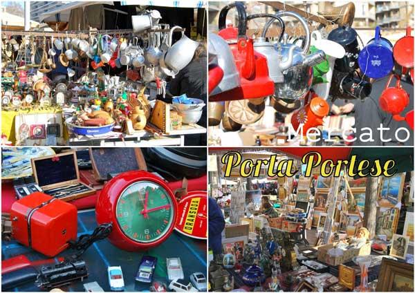 Mercatini porta portese il mercatino pi conosciuto e for Il mercatino roma