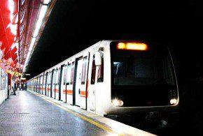 muoversi roma metro