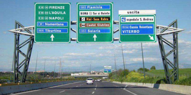 Grande Raccordo Anulare Roma