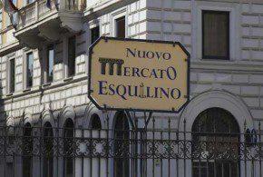 mercato esquilino roma