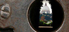 buco serratura aventino roma