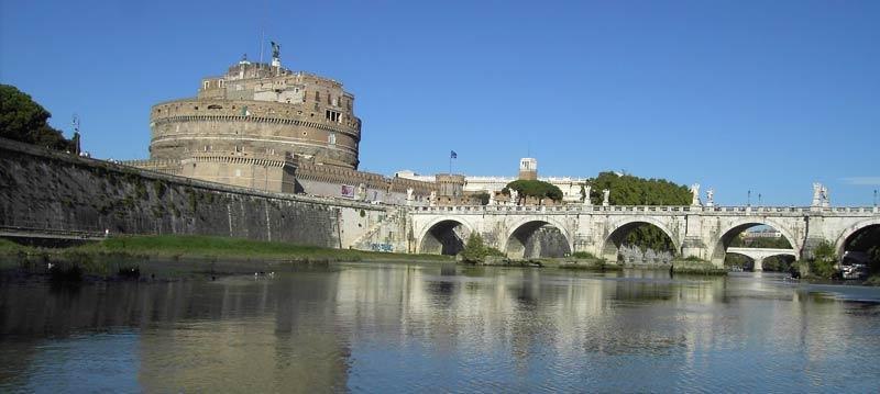 Oggi parliamo di geografia quanti sono i fiumi di roma for Affitto roma porta di roma