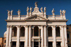 basilica di san giovanni in laterano di roma