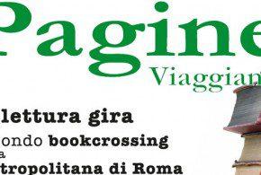 scambio di libri nella metro di roma