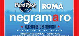 Hard Rock Live Roma: 12 Luglio a Piazza del Popolo