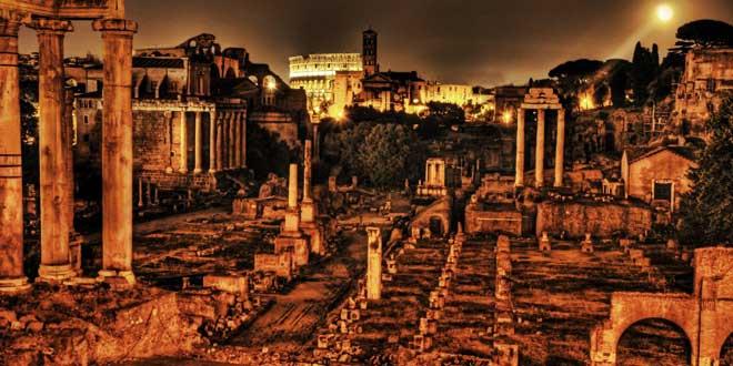 Natale di Roma: 21 Aprile 2014