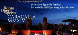 teatro dell'opera alle terme di caracalla estate 2014