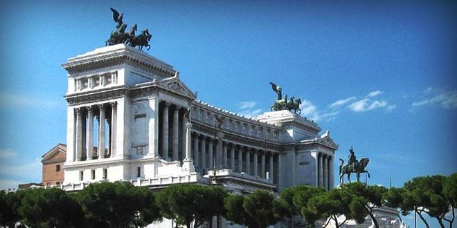 vittoriano monumento di Roma