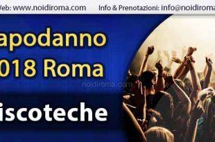 discoteche capodanno roma 2015