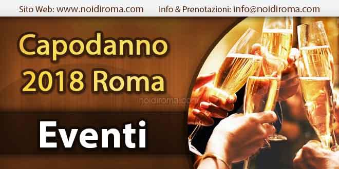 eventi capodanno roma 2018