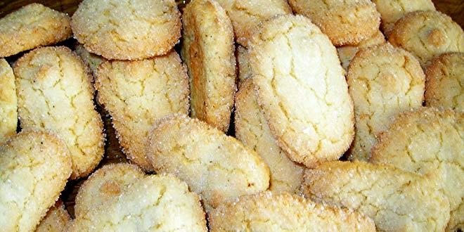 ricetta dei biscotti fave dei morti