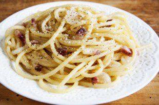 ricetta spaghetti alla gricia