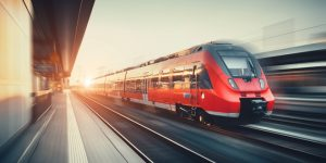 come arrivare a roma in treno