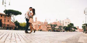 cose romantiche da fare a roma