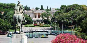 muoversi a roma in tram