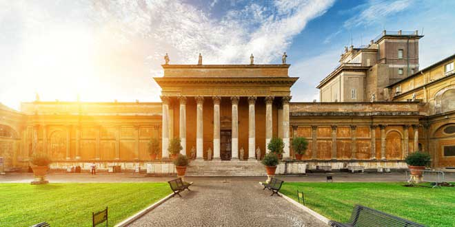 Museo Del Vaticano.Musei Vaticani Guida Alle Opere Da Visitare Nella Citta Del Vaticano