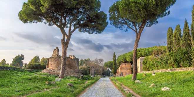 parchi di roma