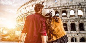 posti romantici a roma