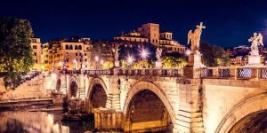 roma di notte