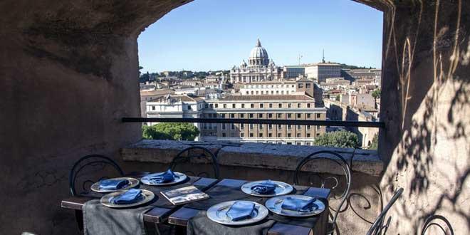 Roof Garden di Roma - Le Terrazze per Aperitivo e Serate Romantiche