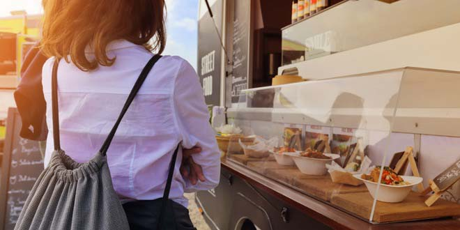 street food a roma