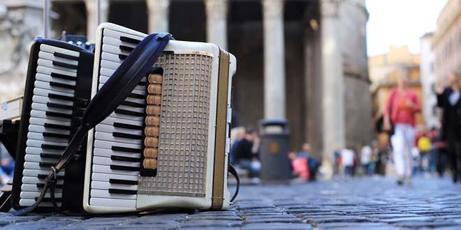 canzoni famose romane