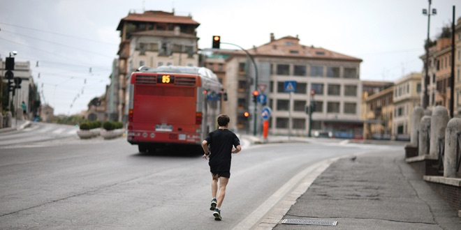muoversi a roma in autobus