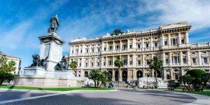 palazzi storici di roma