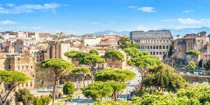 andare a roma in estate