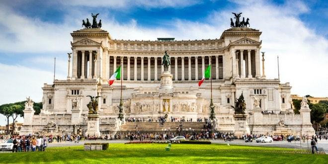 altare della patria a roma