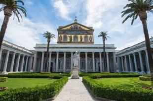 basilica di san paolo a roma