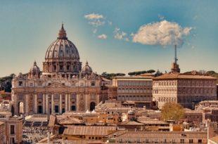 basilica di san pietro in vaticano roma