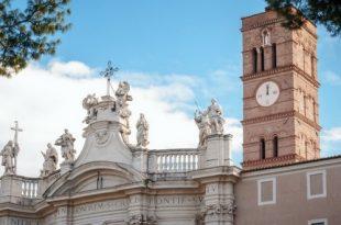 basilica di santa croce in gerusalemme roma