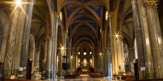 basilica di santa maria sopra minerva roma