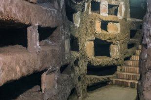 catacombe di priscilla roma