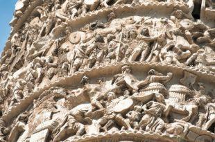 colonna traiana a roma