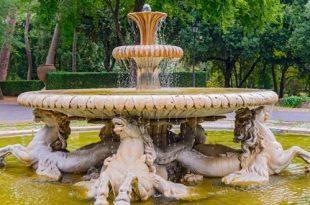 fontana dei cavalli marini a roma