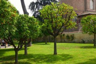 giardino degli aranci a roma