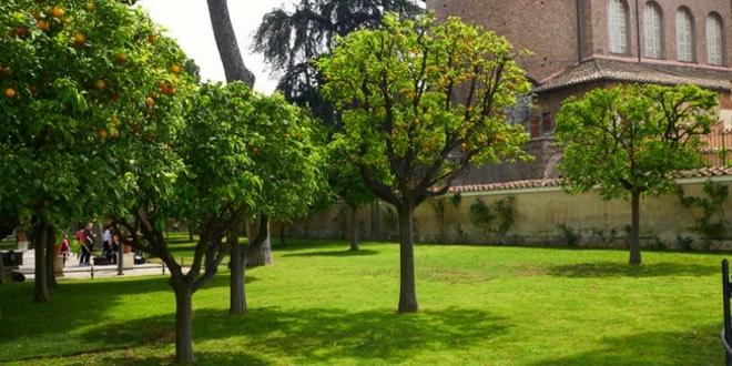 Giardino degli Aranci a Roma - Come Arrivare a Parco Savello