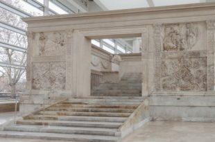 museo ara pacis a roma