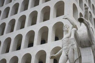 palazzo della civilta italiana a roma