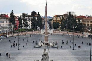 piazza del popolo roma