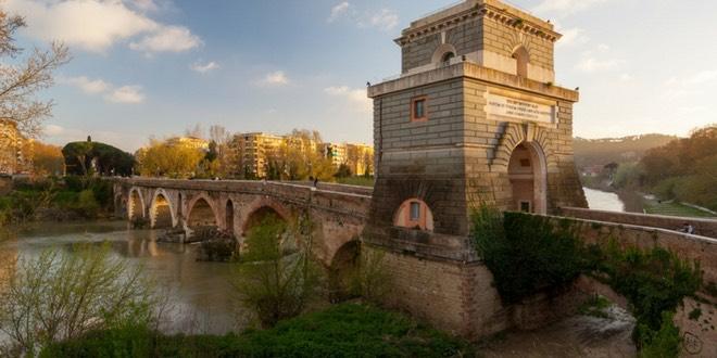 ponte milvio roma