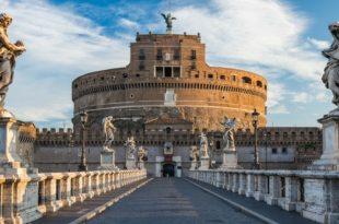 ponte sant angelo roma
