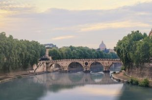 ponte sisto a roma
