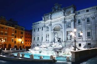 posti belli foto roma di notte
