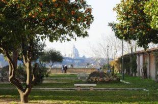 terrazza del giardino degli aranci roma