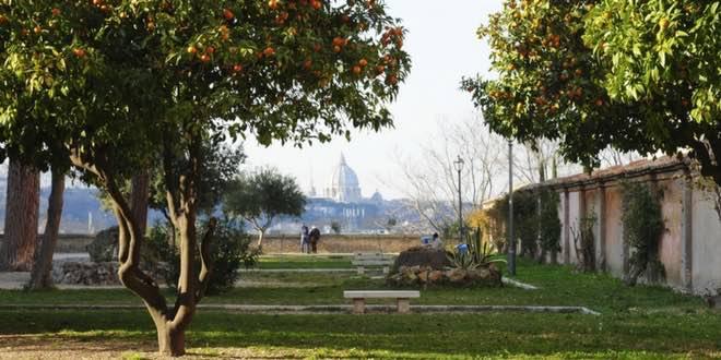 Terrazza del giardino degli aranci - Giardino degli aranci frattamaggiore ...